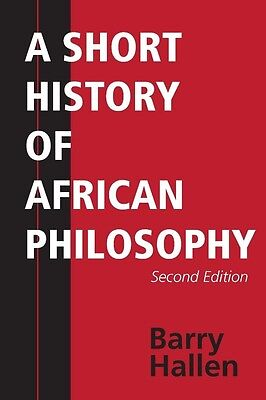 A Short History of African Philosophy by Barry Hallen Paperback Book (English)