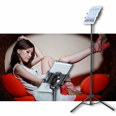 Multi-direction Floor Stand Tripod Holder For 7-10 iPAD 2 3 4 Air Hot F&