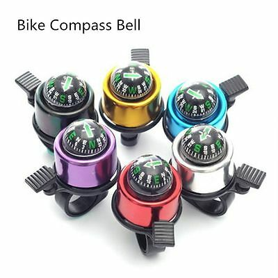 Sport Horn Bell Metal Bike Ring For Cycling Safety Handlebar Bicycle Alarm
