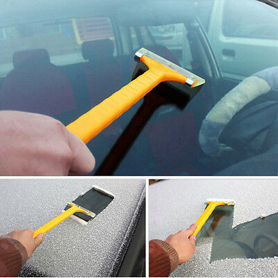 Portable Car Vehicle Snow Brush Shovel Removal Snow Ice Scraper For Winter New