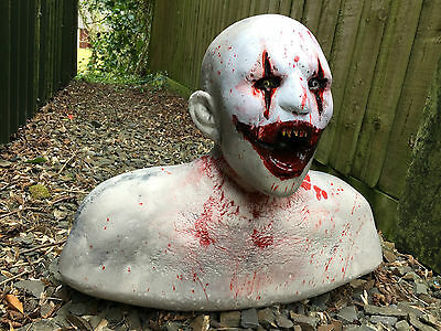 Scary Clown 3D Archery Target NEW!! Splattered in Blood!! Superb to Shoot!!
