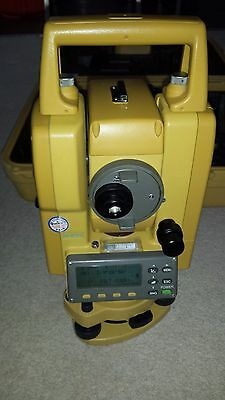 Topcon GTS 229 Total Station in good condition