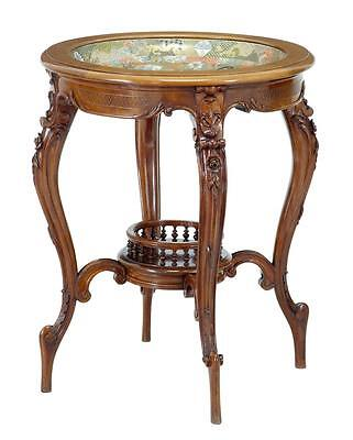 Early 20Th Century Oriental Porcelain Occasional Table