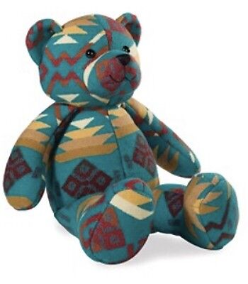 NWT~ Teddy Bear PENDLETON 44770~Lucky Coyote Butte Stuffed Animal Plush