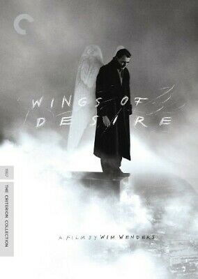 Wings of Desire [Criterion Collection] (2009, DVD NEW)