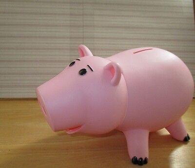 Piggy Bank Toy Story Hamm the Pig with Box