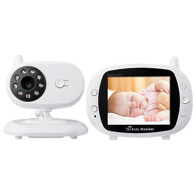 "Senza Fili 3.5"" Digital Color LCD Display Bambino Baby Monitor Telecamera HS667"