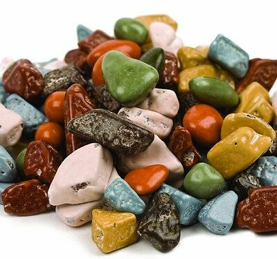SweetGourmet Candy Coated Chocolate Rocks- 1Lb FREE SHIPPING!