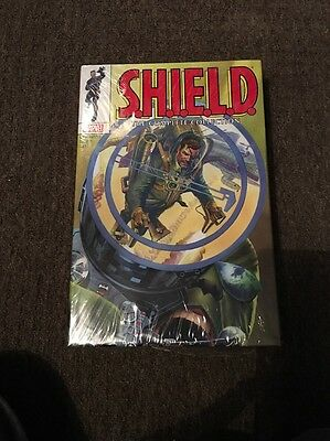 SHIELD Omnibus Complete Collection Marvel New Sealed