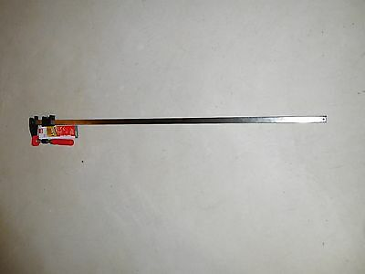 """Bessey GSCC2.536 40"""" long Clutch Style Bar Clamp Load Limit 600 pounds"""