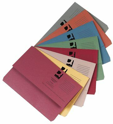 10- 200 Cardboard Foolscap Envelope Folders Filing Document Wallets Files