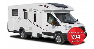 Motorhome Hire/Campervan Hire South Wales Near Cardiff