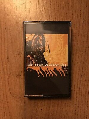 At The Drive-in - Relationship Of Command Cassette
