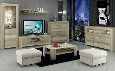 Thor Set -Tv Stand,coffe table,cupboard  Living Room Furniture