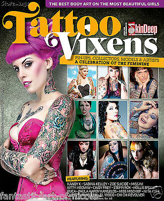 Skin.Deep.Tattoo.Vixens.2010.Englisch.eBook