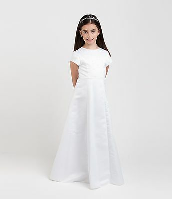First Holy Communion Pearl Dress
