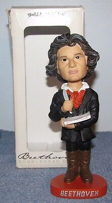 Ludwig Van Beethoven Bobblehead Bobble Dobble Limited Edition Collectible Series