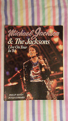 Michael Jackson & The Jacksons Live on Tour In '84