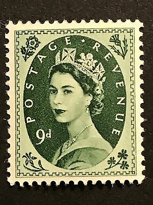 "Great Britain 1952-54 ""ELIZABETH II""  Scott 303  $21  MH OG"