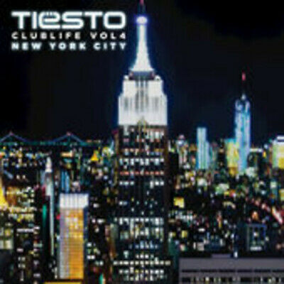 Tiësto - Club Life, Vol. 4: New York City [New CD]