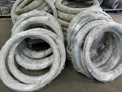 plain fence/fencing wire 2.5mm 750m coil high tensile