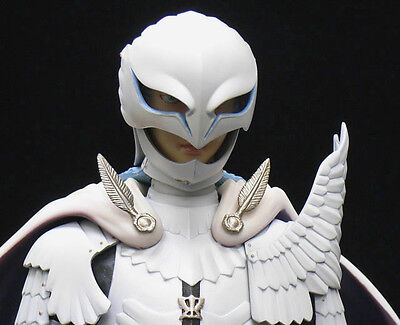 BERSERK Statue 2008 Art of war No.185 4th repainting of Griffith white version