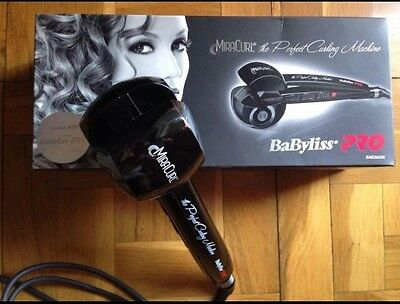 Rizador Babyliss Curly Perfect Curl Pro
