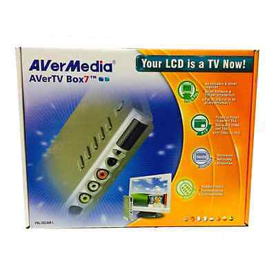AVerrMedia / AverTV Box7 4AM0B7-M 1280x1024 Bildauflösung, Video über VGA