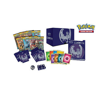 Pokemon TCG  Sun & Moon Lunala Elite Trainer Box New Sealed