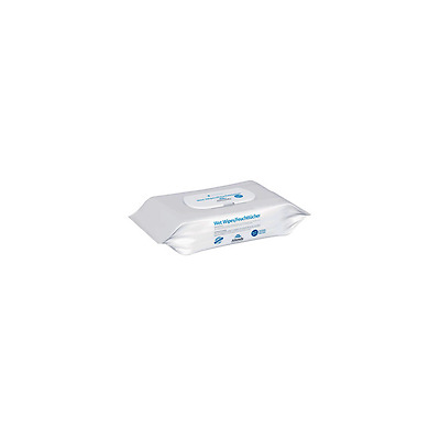Attends Care Wet Wipes - 80 lingettes