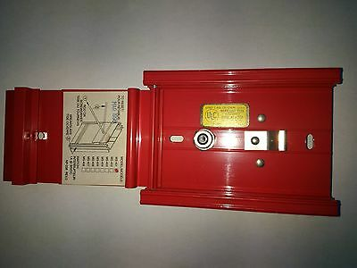 Pull Station Mircom MS-401 Single-Stage Manual Fire Alarm Station ULC