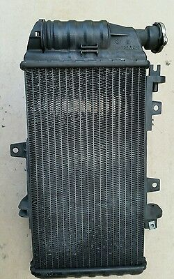 BMW F800 ST radiator 2007