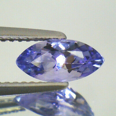 Tanzanite Brillante  Naturale Ct.0,90 Marchese   Vs Vvs  Blu