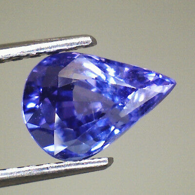 Tanzanite Fantastica  Naturale In Blister  Block D  Ct.1,00  Vvs   Brillante