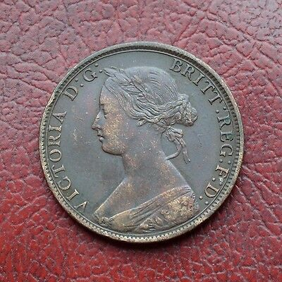 New Brunswick 1864 bronze cent