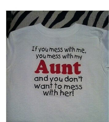 funny aunt shirt auntie toddler shirt aunty kids youth tshirt i love my aunt top