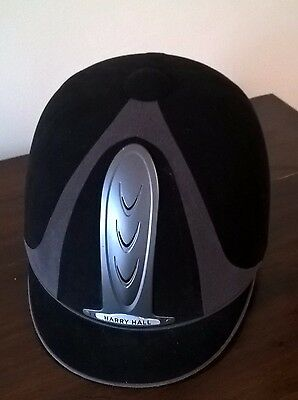 Harry Hall Legend PAS015.2011 Horse Riding Hat  kitemarked - only worn twice.