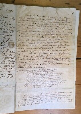 c1830 - Grand Matrimonial Lottery, And Other Manuscript Verses Etc.