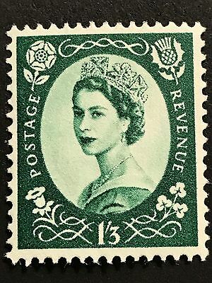 "Great Britain 1955-57 ""ELIZABETH II"" Scott 332 $26  MLH"
