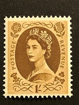 "Great Britain 1955-57 ""ELIZABETH II"" Scott 331 $20  MLH"