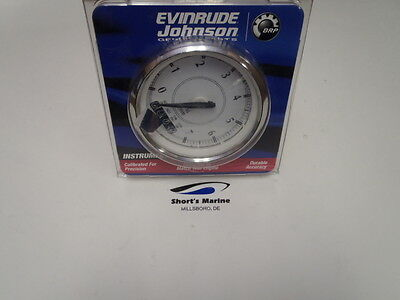 "OEM Evinrude Johnson 3"" 7000 RPM SystemCheck® Tachometer 775794"