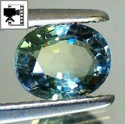 Brillante Tanzanite Ovale  Ct.1,20  Vs   Vvs , Intrattata