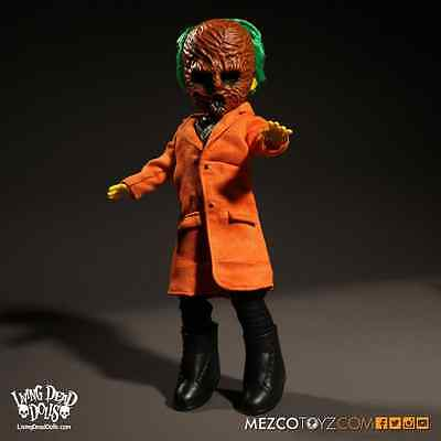 Living Dead Dolls Halloweens of yesteryear Series 32 Ernest Lee Variant Mezco