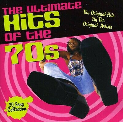 Various Artists - The Ultimate Hits Of The 70's [New CD]