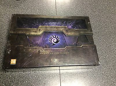 Heart Of The Swarm Collectors Edition Starcraft 2 Expansion PC New Sealed