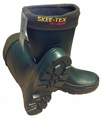 New Skee-Tex Skeetex Ultralight Lightweight Welly Boots Wellies - All Sizes