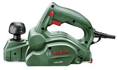 Ex Display Unboxed Bosch PHO 1500 Electric Corded Planer Power Tool 550W