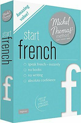 Start French (Learn French with the Michel Thomas ... by Thomas, Michel CD-Audio