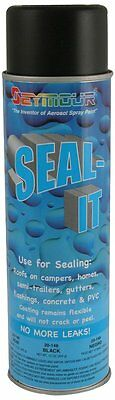 Seymour Paint 20-148 Seal-It Multi-Purpose Sealant, Black