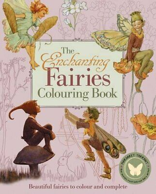 The Enchanting Fairies Colouring Book (Colouring Books) by Margaret Tarrant The